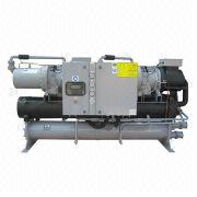 Water-cooled water chiller from China (mainland)