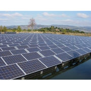 Solar panel, 240W from Shenzhen Juguangneng Science & Technology Co. Ltd