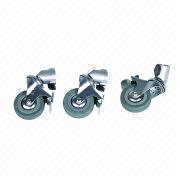 Stand Wheels Kit, Whole Kit Include 3 Wheels
