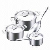 Stainless steel cookware from China (mainland)