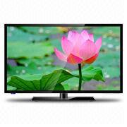 DVD COMBO 24-inch E LED TV with DVB-T, ATSC, ISDB-T and Optional Analog TV