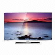 China 4K*2K UHD TV with 50-inch, DVB-T, ATSC, ISDB-T, Analog TV (Optional) and Response Time of 6 Minutes