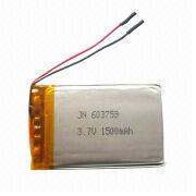 Lithium-ion Polymer Battery from China (mainland)