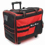 Mechanics Wheeled Rolling Trolley Tool Bag from China (mainland)