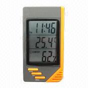 Desktop digital thermometer and hygrometer from China (mainland)