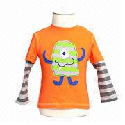 Children's T-shirts from China (mainland)