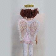 Nylon white angel wing from China (mainland)