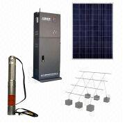 4kW AC solar water pump system from China (mainland)