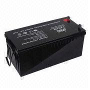 China Lead-acid Battery