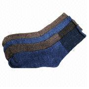 Yarn socks from China (mainland)