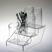 Acrylic Large Pen Display Stand from China (mainland)