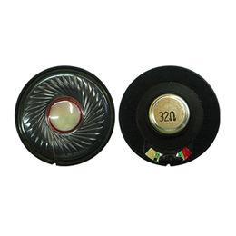 40mm 32 Ohms 0.06W Mini headphone speaker