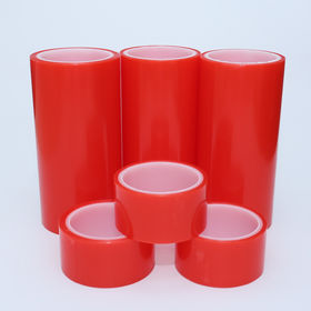 Low VOC double-sided PET transparent film adhesiv from China (mainland)