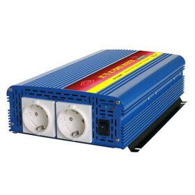 1500W DC to AC High-frequency Pure Sine Wave Inverter, Emergency Power Supply