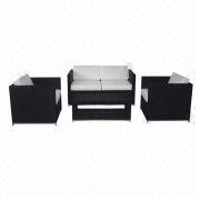 Outdoor rattan sofa set from China (mainland)