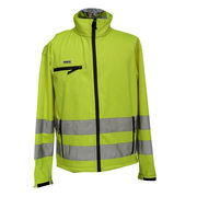 Unisex work uniform safety jacket from China (mainland)