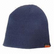 Men's Knitting Beanie Hat Manufacturer