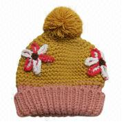 China Hand Crocheted Hat