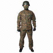 Digital Camo G3 Army Military Uniform from China (mainland)