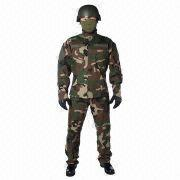Survival G3 Army Military Uniform from China (mainland)