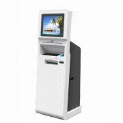 Touch screen ATM kiosk terminal from China (mainland)