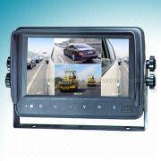 LCD CCTV Quad Monitor Manufacturer