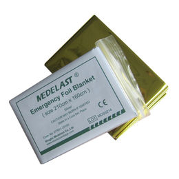 Mylar Emergency Foil Blanket from China (mainland)