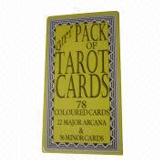 Tarot playing cards from China (mainland)