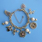 Fashion Gold Plating Charms Bracelets from China (mainland)