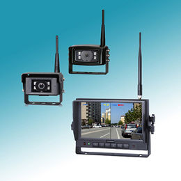 Wireless CCTV Camera System from China (mainland)