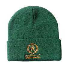 Men's beanie hat from China (mainland)