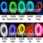 Wholesale 2.3MM EL Wire Costumes EL Wire Flexible Neon Wire EL Cold Wire, 2.3MM EL Wire Costumes EL Wire Flexible Neon Wire EL Cold Wire Wholesalers