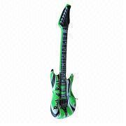 Inflatable guitar from China (mainland)