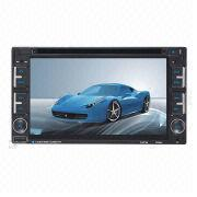"6.2"" Universal 2-DIN Car GPS Navigation System from China (mainland)"