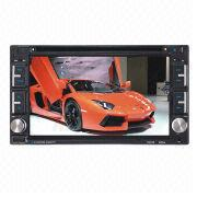 "6.2"" Universal 2 DIN Car GPS Navigation System from China (mainland)"