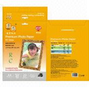 A4 260g Inkjet RC Glossy Photo Paper from China (mainland)