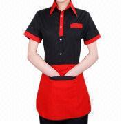 Women's Restaurant Uniform from Hong Kong SAR
