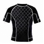 Rashguards from China (mainland)