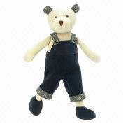 Bertie Bear from China (mainland)
