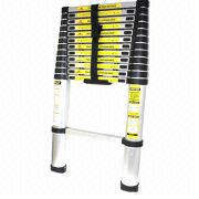 Aluminium telescopic ladders from China (mainland)