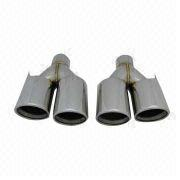 Muffler Tail from China (mainland)