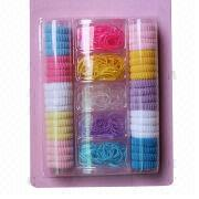 Kids' PVC box elastic hair band from China (mainland)