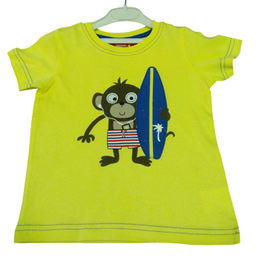 Boy's T-shirt from China (mainland)