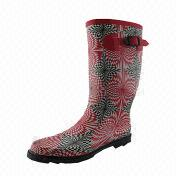 Women's Rain Boots from China (mainland)