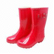 China Rubber Rain Boots