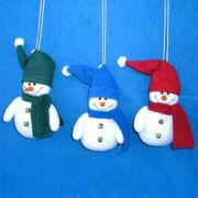 Christmas Hanging Decorations Pendant from China (mainland)