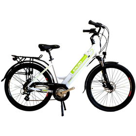 Electric Bike, Aluminum Frame with New Inner Battery