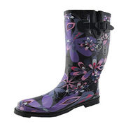 China Women's Rubber Rain Boots