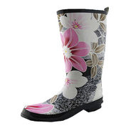 Rubber Rain Boots from China (mainland)