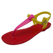 Women's Jelly Slippers from China (mainland)